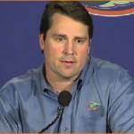Will Muschamp on Florida's 2012 recruiting class