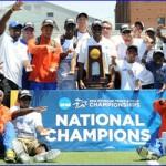 Florida Gators men's track & field wins first NCAA Outdoor Championship in program history