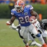 Gators RB Jeff Demps set to sign with Patriots