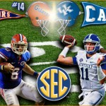 Gameday: No. 14 Florida Gators vs. Kentucky