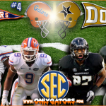 Gameday: No. 4/6 Florida Gators at Vanderbilt