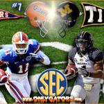 Gameday: No. 7 Florida Gators vs. Missouri