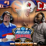 Gameday: 2013 Sugar Bowl (New Orleans, LA) – No. 3 Florida Gators vs. No. 21 Louisville Cardinals