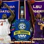 SEC Tournament Gameday: (1) Florida vs. (9) LSU
