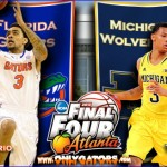 NCAA Tournament Gameday: (3) Florida Gators vs. (4) Michigan Wolverines