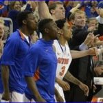 Prather helps No. 6/8 Gators surge past Tide 64-52