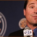2012 SEC Media Days – Muschamp ready to roll