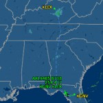 Track the Florida Gators en route to Kentucky