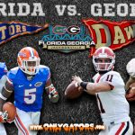 Gameday: Florida Gators vs. Georgia Bulldogs
