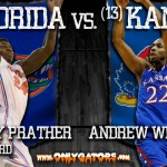 Gameday: No. 19 Florida Gators vs. No. 13 Kansas