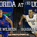 Gameday: No. 15 Florida Gators at No. 12 UConn