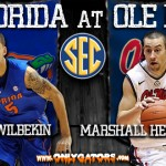 Gameday: No. 2 Florida Gators at Ole Miss – Wilbekin, Henderson primed for early tip-off