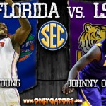 Gameday: No. 1 Florida Gators vs. LSU Tigers