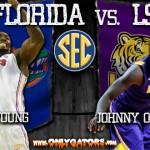 Gameday: No. 1 Florida Gators vs. LSU Tigers