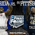 Gameday – 2014 NCAA Tournament – Orlando, FL: (1) Florida Gators vs. (9) Pittsburgh Panthers