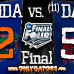 Florida-Dayton post-game – Final-ly Four: Gators exorcise Elite Eight demon on way to North Texas