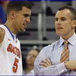 Billy Donovan (Coach), Scottie Wilbekin (Player) claim AP SEC awards for Florida Gators