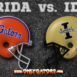 Gameday: Florida Gators vs. Idaho Vandals