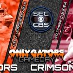 Gameday: Florida Gators at No. 3 Alabama