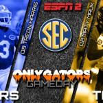 Gameday: Florida Gators vs. Missouri Tigers