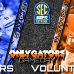 Gameday: Florida Gators at Tennessee Vols