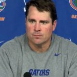Will Muschamp fired as Florida Gators head coach, will remain with team through season