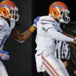 Gators QB Harris charged with misdemeanor