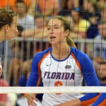 Florida volleyball rolling as it enters Sweet 16
