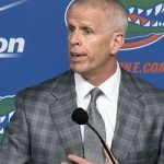 Florida Gators AD Jeremy Foley outlines his plan in hiring the program's next head coach