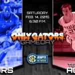 Gameday: Florida Gators at Texas A&M Aggies
