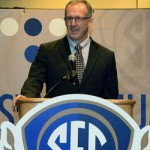 Greg Sankey named Mike Slive's successor as the SEC's eighth commissioner