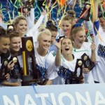 After three straight national titles, coach Rhonda Faehn leaves Florida for USA Gymnastics