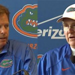 Florida Gators coach Jim McElwain counters Will Muschamp, calls roster 'really insufficient'