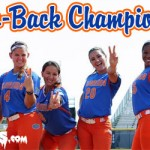 BACK-2-BACK CHAMPS: Florida Gators softball wins 2015 WCWS, second straight national title