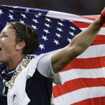 Hoping to lead United States to glory, inspired Abby Wambach goes after elusive World Cup