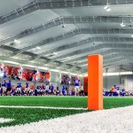 TWO BITS: Florida Gators open indoor practice facility for use, put mascots on Tinder