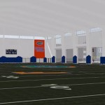 LOOK: Florida Gators release update on indoor practice facility; IPF could open on Aug. 22