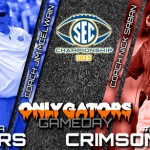 SEC Championship Gameday – No. 18 Florida Gators vs. No. 2 Alabama Crimson Tide: What to know, how to watch on TV, stream live online
