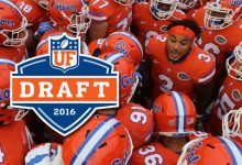 Four Florida Gators – Morrison, Robinson, Taylor, McCalister – picked on day three of 2016 NFL Draft
