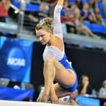 Florida gymnastics falls short of historic four-peat
