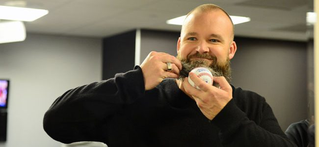 Ex-Gators C David Ross catches first no-hitter, hits HR in same game