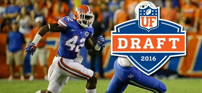 Florida Gators Round 1 2016 NFL Draft picks first to sign rookie deals