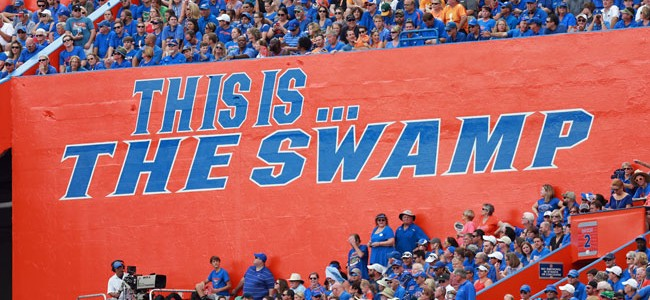 Former Florida Gators erupt in celebration on Twitter after UF shocks Tennessee in The Swamp