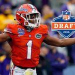 2016 NFL Draft: Tampa Bay picks Florida CB Vernon Hargreaves III No. 11 overall