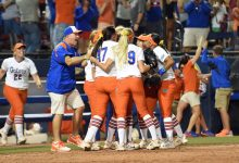 Florida Gators softball starts three-peat bid with No. 1 seed in 2016 NCAA Tournament