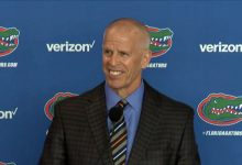 Watch: Jeremy Foley leaves Florida on his own terms, the only way he'd have it