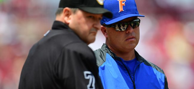 Jeremy Foley scoffs at notion Florida might lose Kevin O'Sullivan to baseball power Texas