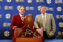 Nick Saban on Florida Gators coach Jim McElwain: 'This guy's great'
