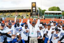 Gators' national championship streak continues thanks to track and field