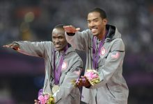 Gators Christian Taylor, Will Claye take home Olympic gold and silver for United States in triple jump — again